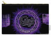 Fitz's In Purple Neon Carry-all Pouch