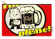 Fitz's Please Carry-all Pouch