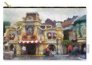 Five And Dime Disneyland Toontown Photo Art 02 Carry-all Pouch