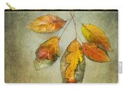 Five Autumn Leaves Carry-all Pouch
