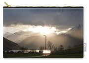 Fjord Sunset Carry-all Pouch