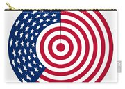 Flag Circle Carry-all Pouch