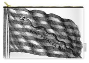 Flag: Dont Tread On Me Carry-all Pouch