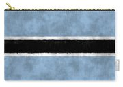 Flag Of Botswana Carry-all Pouch