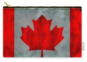 Flag Of Canada Carry-all Pouch