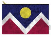 Flag Of Denver Carry-all Pouch