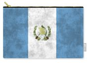 Flag Of Guatamala Carry-all Pouch