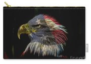 Flag Of Honor Carry-all Pouch