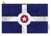 Flag Of Indianapolis Carry-all Pouch