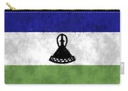 Flag Of Lesotho Carry-all Pouch