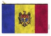 Flag Of Moldavia Carry-all Pouch