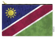 Flag Of Namibia Carry-all Pouch