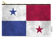 Flag Of Panama Carry-all Pouch