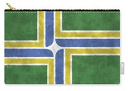 Flag Of Portland Carry-all Pouch