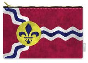 Flag Of St.louis Carry-all Pouch