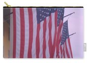 Flags At Cape May Nj Carry-all Pouch