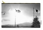 Flags Of Camp Zama 4 Carry-all Pouch
