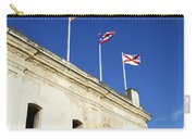 Flags Of San Christobal Carry-all Pouch