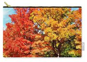 Flamboyant Autumn Carry-all Pouch