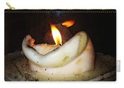 Flame Candle Art Carry-all Pouch