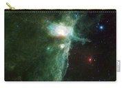 Flame Nebula Carry-all Pouch by Adam Romanowicz