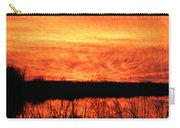 Flamed Sunset Carry-all Pouch