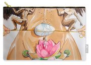 Flamenco Of Fertility  Carry-all Pouch