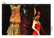 Flamenco Series #6 Carry-all Pouch