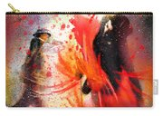 Flamencoscape 07 Carry-all Pouch