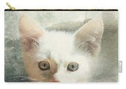 Flamepoint Siamese Kitten Carry-all Pouch