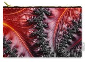 Flames - A Fractal Abstract Carry-all Pouch