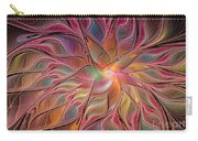 Flames Of Happiness Carry-all Pouch