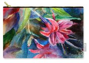 Flaming Fuchsias Carry-all Pouch