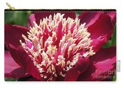 Flaming Peony Carry-all Pouch