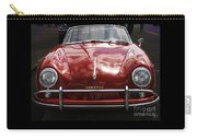 Flaming Red Porsche Carry-all Pouch