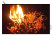 Flaming Seedheads Carry-all Pouch