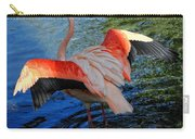 Flamingo Flight Carry-all Pouch