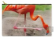 Flamingo Four Carry-all Pouch