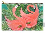 Flamingo Mask 1 Carry-all Pouch