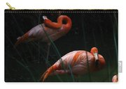 Flamingo Morning Carry-all Pouch