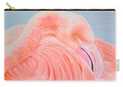 Male Flamingo Carry-all Pouch