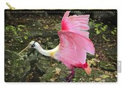 Roseate Spoonbil Carry-all Pouch