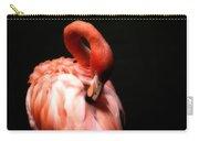 Flamingo Softness Carry-all Pouch