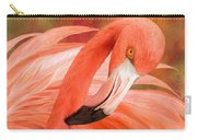 Flamingo - Spirit Of Balance Carry-all Pouch