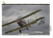 Flander's Skies Carry-all Pouch by Pat Speirs