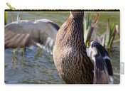 Flap Those Wings Carry-all Pouch