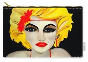 Flapper Girl  Carry-all Pouch
