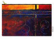 Flash Abstract Painting Carry-all Pouch