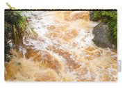 Flash Flood In West Coast Creek Of Nz South Island Carry-all Pouch