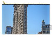 Flat Iron Building Carry-all Pouch